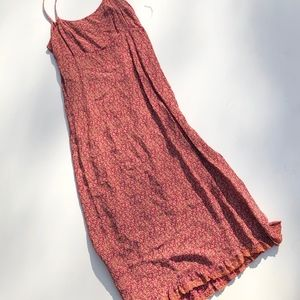 FREE PEOPLE SLIP DRESS EUC SIZE 7/8